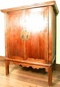 Antique Chinese Ming Cabinet Sideboard 5661 Circa 1800 1849