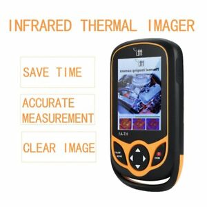 Ht a1 Portable Usb Thermal Imaging Camera With 3 2 Inch Tft Display Screen Gx