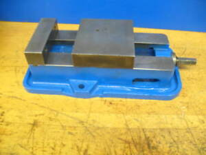 Kurt 5 Vise Cnc Milling Good Condition