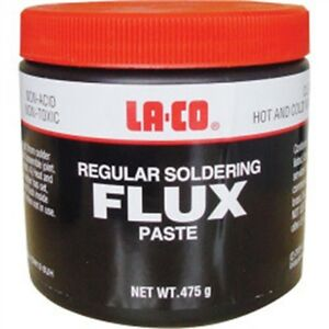 475g Regular Flux Solder Paste Laco Soldering