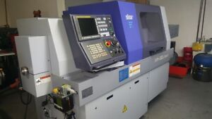 Star Cnc Sr20j Cnc Swiss Lathe Two Available Excellent Condition With Tooling