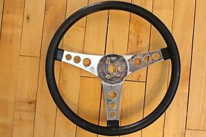 Superior Performance Products the 500 13 Steering Wheel Black Car Truck Race