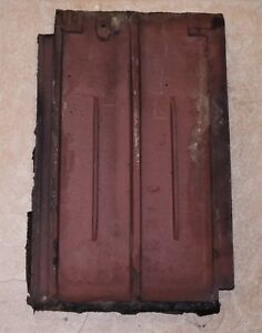 Ludowici Imperial Roof Tile Pre owned