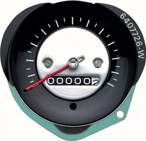 Oer 6407726 1964 1965 Chevy Chevelle Malibu Speedometer W Or W O Gauge Package