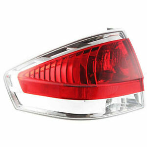 New Rear Driver Side Tail Light Assembly Fits 2008 2008 Ford Focus Fo2800214