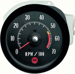 Oer 5657406 1971 1972 Chevy Chevelle Ss Monte Carlo Ls3 Ls5 Tachometer