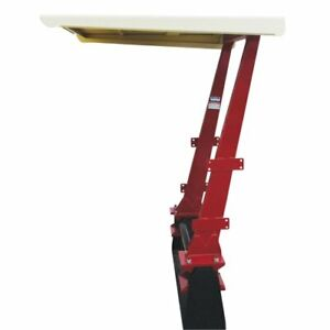 Tractor Canopy And Support Frame Metal With 4 Bolt Mounting Pad International