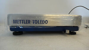 Mettler Toledo Pba655 a6 Stainless Steel Scale Platform Only
