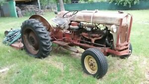 Ford 8n Funk 6 cylinder Conversion Tractor