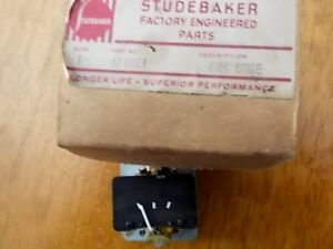 Studebaker Truck Nos Gas Gage Gauge Early 2r Type A