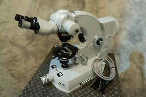 Zeiss Universal Compound Microscope W 35mm Internal Camera