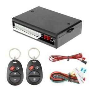 Car Remote Central Kit Door Lock Locking Alarm Keyless Security Entry System