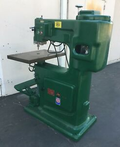 Onsrud shoda High Speed Pin Overhead Router Model Ro 118 220 440 3phase