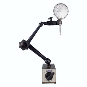 All Industrial 52000 0 1 Dial Indicator Noga Dg61003 Magnetic Base