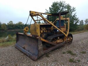 1937 Cat D7 Wide Track Bulldozer