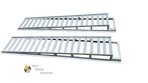 Heavy Duty Race Car Auto Vehicle Ramps Enclosed Trailer Extension Ramps 0100108