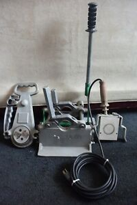 Mcelroy 2lc Facer Heater And Fusion Assembly