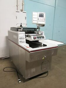 hobart Nsw Commercial Programmable Labeling High Speed Meat Wrapping Machine