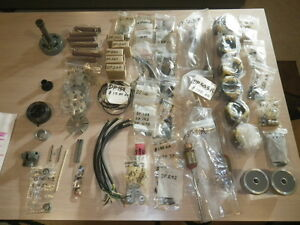 Huge Lot Of Parts For Electro Mechano Precision High Speed Small Drill Press