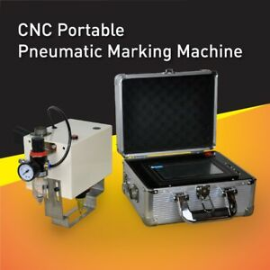 Cnc Portable Engraving Machine high Speed Direct Part Marking System For Metal