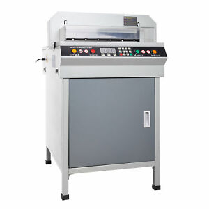 Heavy Duty 18 Electric Paper Cutter Cutting Machine Coated