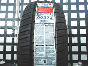 4 Never Used Tires 195 55 15 Uniroyal Tiger Paw Gtz A S All Season 195 55vr15
