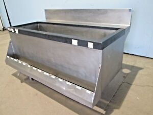 perlick Tsd48ic8 Commercial nsf 8 Circuits Under Counter Cold Plate Ice Bin