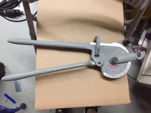 Ridgid 358 Tubing Bender For 5 8 Radius 3