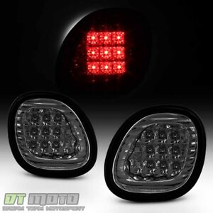 For Smoked 1998 2005 Lexus Gs300 Gs400 Gs430 Led Inner Tail Trunk Lights Lamps