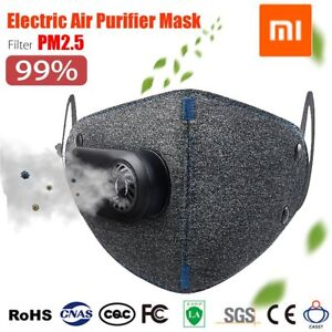 Xiaomi Anti dust Pm2 5 Electric Air Purifier Mask Filter Respirator Replacement