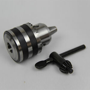 All Industrial 49006 1 32 1 2 33jt Keyed Heavy Duty Drill Chuck Jacobs Type