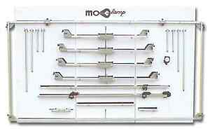 Mo clamp Mo pro Gauge Package tram Strut Tower Centerline Gauges 7400