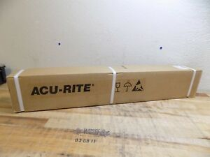 Acurite Linear Scale For Dro 6 150mm Readable Length 5 Micron Res 558115 06