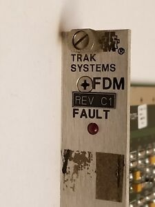 Trak Frequency Distribution Module Fdm 9107 1 Trak 9100 Gps 10 Mhz Card