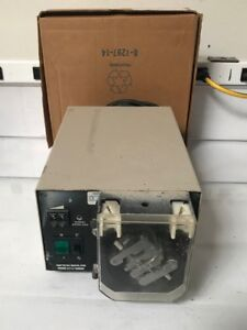 Watson Marlow 501u Peristaltic Pump With 100ft Tubing
