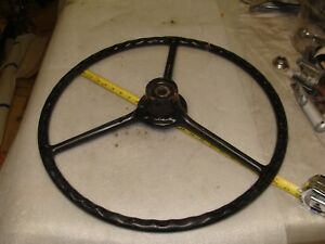 International Big Truck Rat Rod Steering Wheel