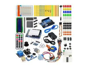 1pcs Arduino Learning Kit With Arduino Dedicated Power 9v 1a