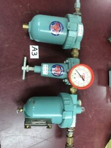 Sioux Tool Water Seperator Pressure Control
