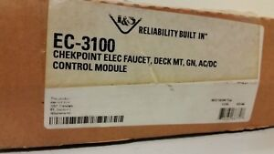 Never Used T s Ec 3100 Checkpoint Elec Faucet Control Mod