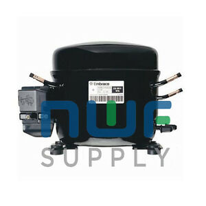 True 842053 Replacement Refrigeration Compressor R 134a 1 5 Hp