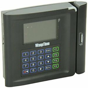 Wasptime V7 Std W barcode Clock Software And Time Clock