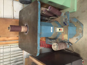 Jet Industrial Oscillating Spindle Sander Model Ovs 10