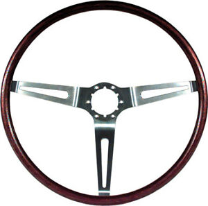 Oer 3960722 1969 1970 Chevrolet Camaro Nova Simulated Rosewood Steering Wheel