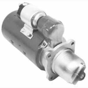 Remanufactured Starter Delco Style 3952 International 1466 766 1066 966 856