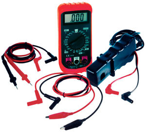 Atd 5540 Digital Automotive Engine Analyzer Multimeter Free Shipping