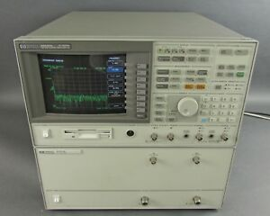 Hp Agilent 89440a Vector Signal Analyzer 89431a Rf Section Loaded W Opt s
