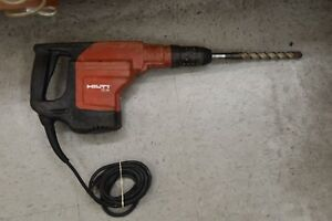 Nice hilti Te 56 Atc Rotary Hammer Drill Sds Max Te y 13 9 Amp Combihammer 55 60