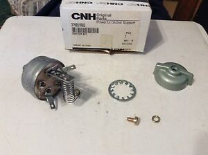 376851r92 A New Light Switch For An Ih 100 130 140 354 444 454 Tractors