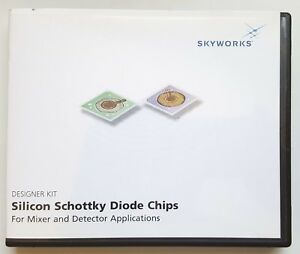 Skyworks Silicon Schottky Diode Chips For Mixer And Detector Design Kit 60pcs