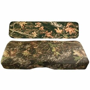 Seat Cushion Set 2 Piece Camo Vinyl Kubota Rtv900